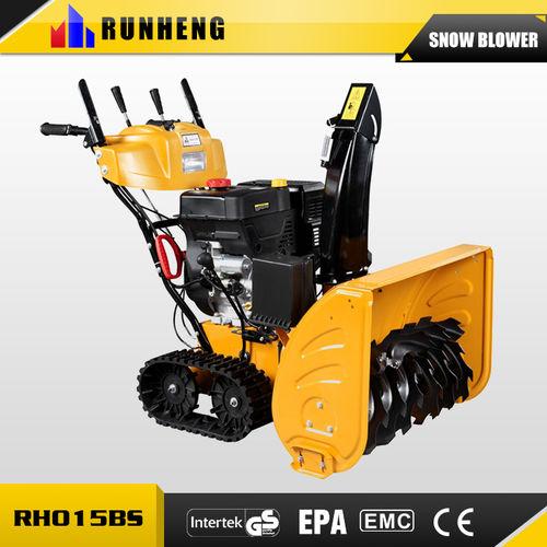 RH013BS  Crawler powered snowplow-RH013BS
