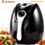 Air Oilless Fryer -Black-ZNAF1501-R