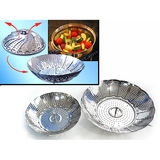 kitchenware utensil -vegetable-steamer