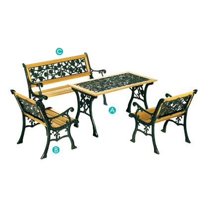 Garden chair-XG-2004