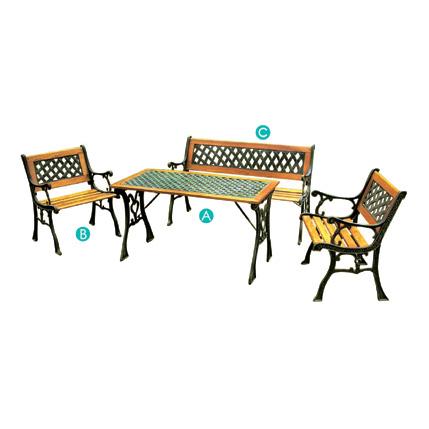 Garden chair-XG-2001