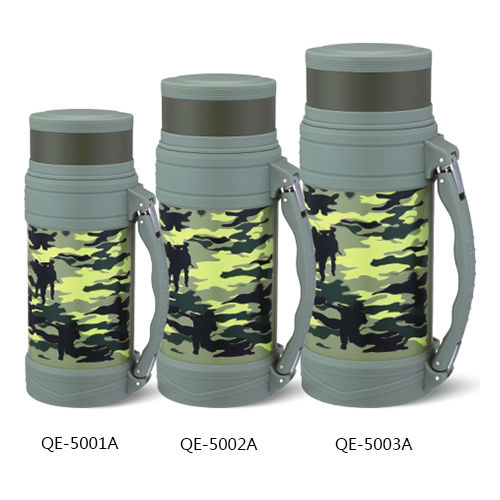 vacuum travel bottle-QE-5001A、QE-5002A、QE-5003A