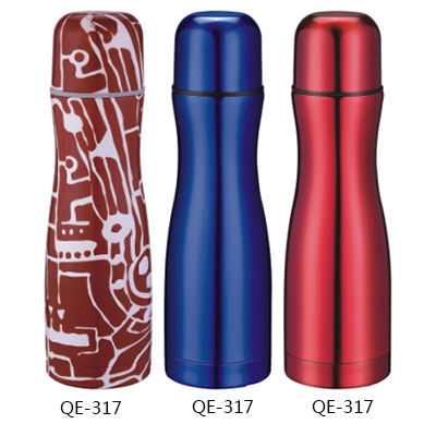 vacuum bullet type flask-QE-317