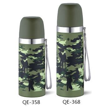 vacuum bullet type flask-QE-358、QE-368