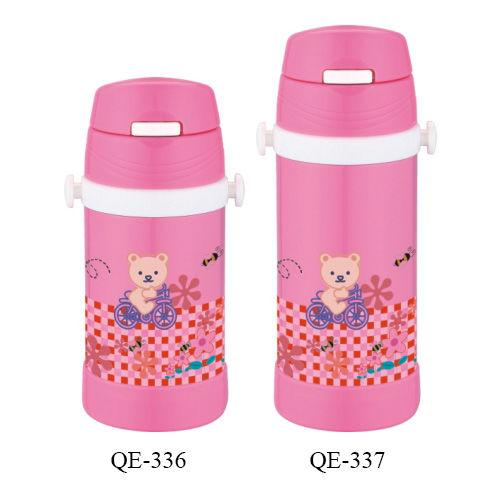 vacuum children bottle-QE-336、QE-337