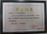 创新项目奖