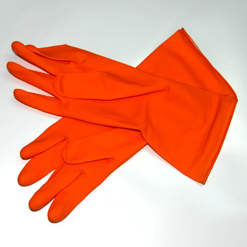 Latex Household Gloves-Latex Household Gloves