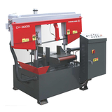 Automatic type double column horizontal angle metal band sawing machine-CH-300S