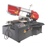 Automatic type double column horizontal angle metal band sawing machine -GW4028Z