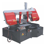 Automatic type double column horizontal angle metal band sawing machine -G4240-70Z