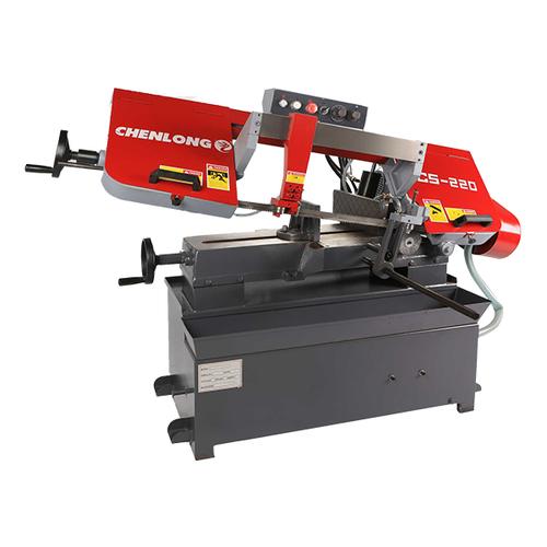 Horizontal metal band sawing machine-CS-220