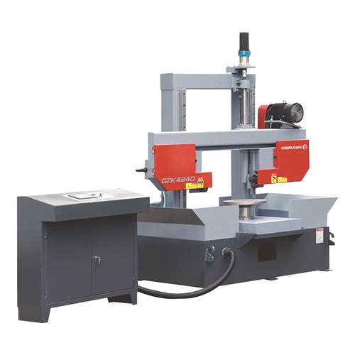 Special numerical control sawing machine-GZK4240