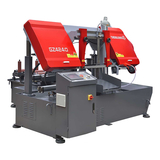 Automatic type double column horizontal metal band sawing machine -GZ4240
