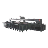 Vertical metal band sawing machine -G5360x160x600