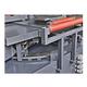 Automatic type double column horizontal angle metal band sawing machine- CH-600SA