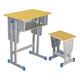 Multilayer Board Desks and Chairs-FX-0078
