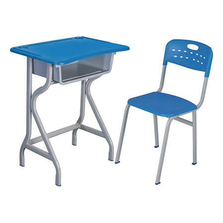 Plastic New Desks and Chairs-FX-0289