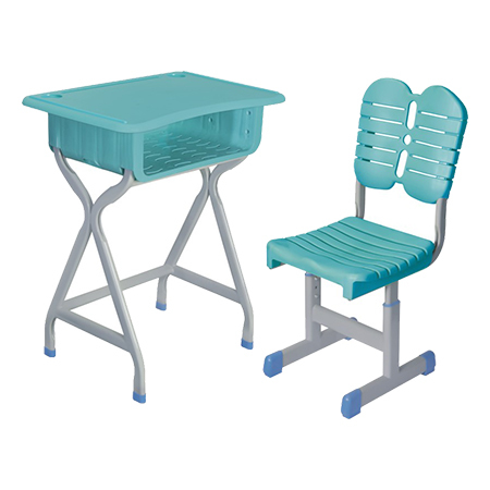 Plastic New Desks and Chairs-FX-0360