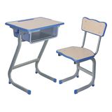 Plastic Package Side of the Desks and Chairs -FX-0136