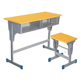 Double Desks and Chairs -FX-0118