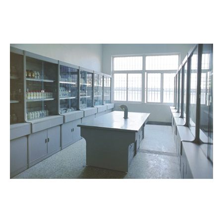 Lab Series-Instrument/preparation room