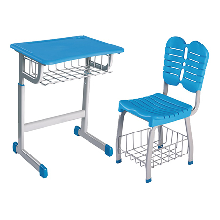 Plastic New Desks and Chairs-FX-0350