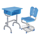 Plastic New Desks and Chairs-FX-0380