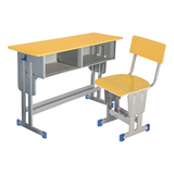 Double Desks and Chairs -FX-0156