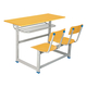 Double Desks and Chairs-FX-0150