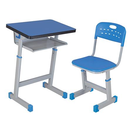Aluminum Cadding Desks and Chairs-FX-0185