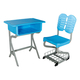 Plastic New Desks and Chairs-FX-0385