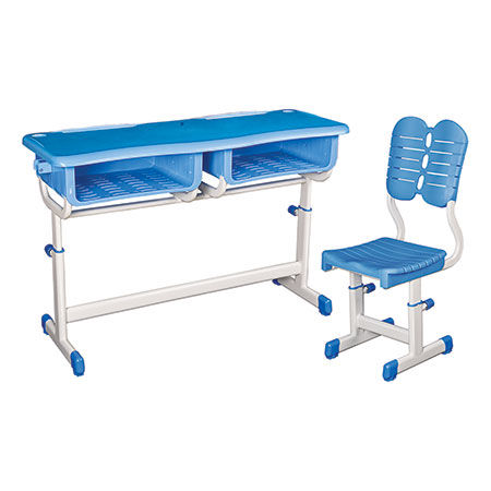 Double Desks and Chairs-FX-0390