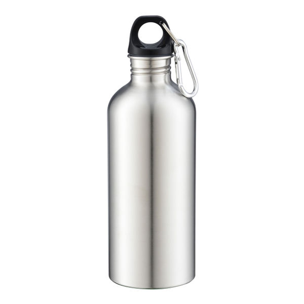 No.2 Monolayer Pot-bellied Sports Bottle-FLW-4007