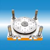 Large generator rotor punching composite model