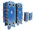 Gasket heat exchanger