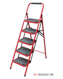 Household steel ladder