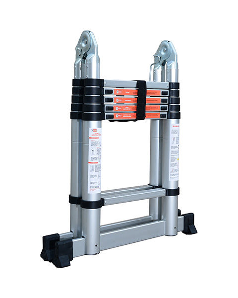 Dual-use telescopic ladder-WG601-380A