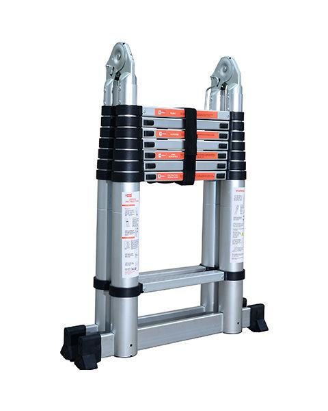 Dual-use telescopic ladder-WG601-500A