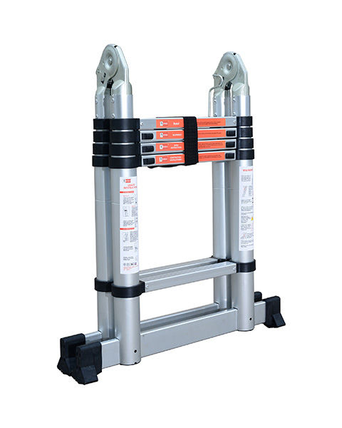 Dual-use telescopic ladder-WG601-320A