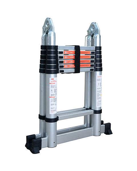 Dual-use telescopic ladder-WG601-440A