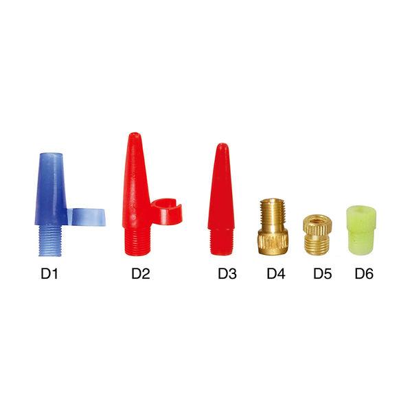 Pump accessories-D1~D6