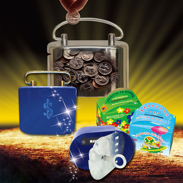 Savings bank saving box-saving-box