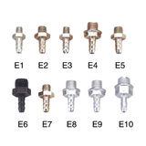 Pump accessories -E1~E10