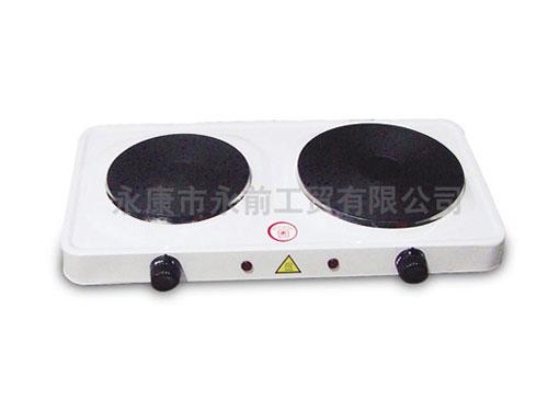 Электрическая плита двойной печи-YQ-2025A