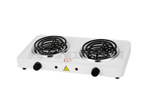 Электрическая плита двойной печи-YQ-2020B