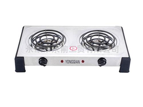 Электрическая плита двойной печи-YQ-220S