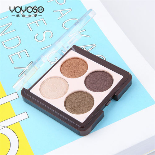 YOYOSO 4 Color Charming Eye Shadow-