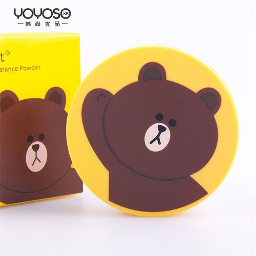 YOYOSO Skin-closing Repairing Powder puff-