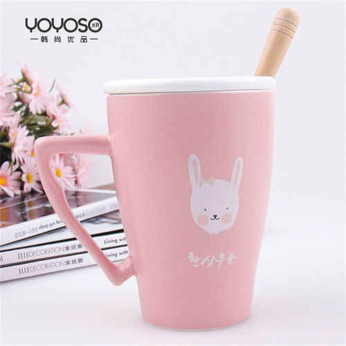 YOYOSO Animal Cartoon Ceramic Cup-