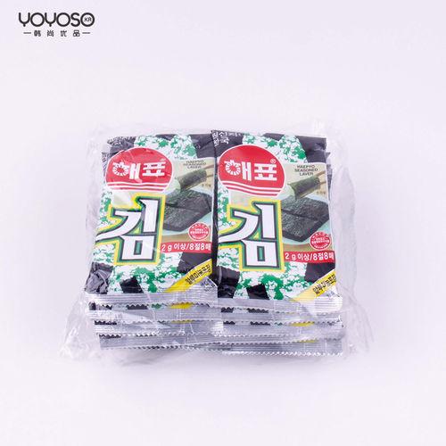 YOYOSO Korean Seasoned Laver -